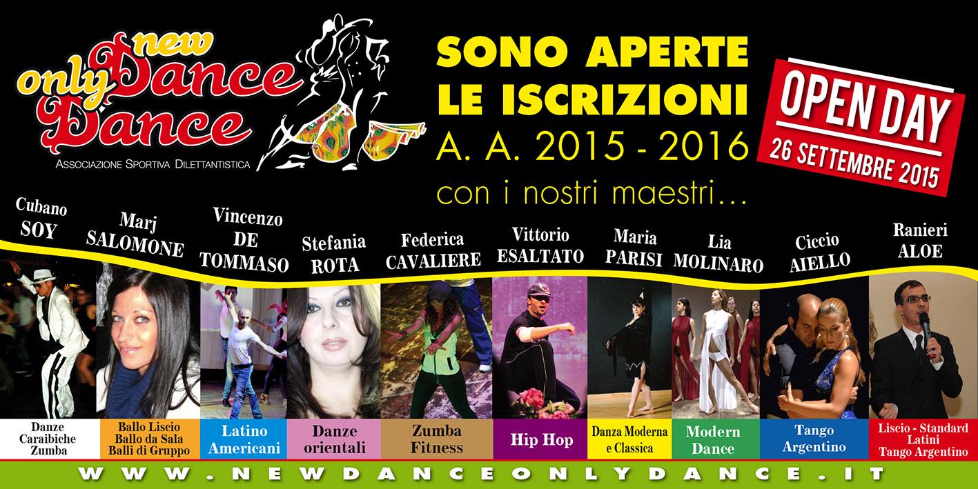 NEW DANCE 6x3 2014